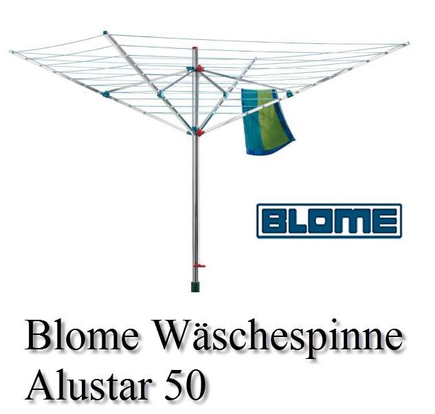 blome alu w schespinne alustar 50meter leine bodenh lse. Black Bedroom Furniture Sets. Home Design Ideas