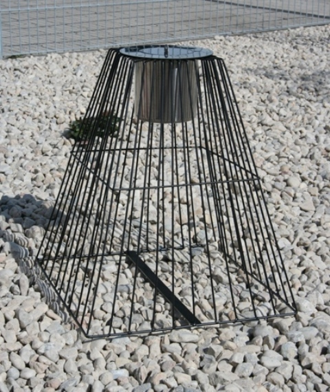 Gartenfeuer terrassenfeuer feuerpyramide bio ethanol - Gartenfeuer ethanol ...