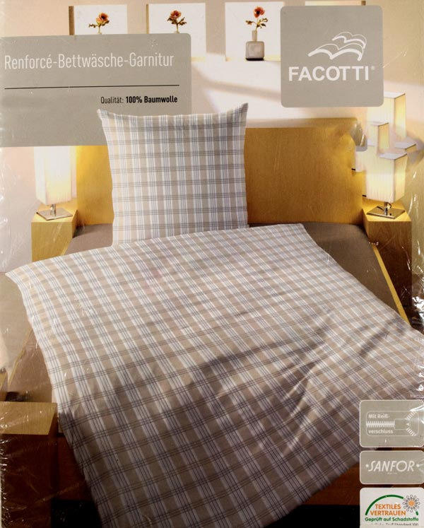 bettw sche 135x200 155x220 bergr e rei verschluss baumwolle seersucker jersey ebay. Black Bedroom Furniture Sets. Home Design Ideas