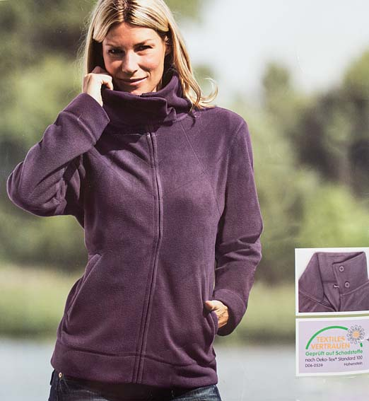Damen Fitness Wellness Jacken,Fleece,Sportjacke,Div. Modelle,ÖkoTex Standard100