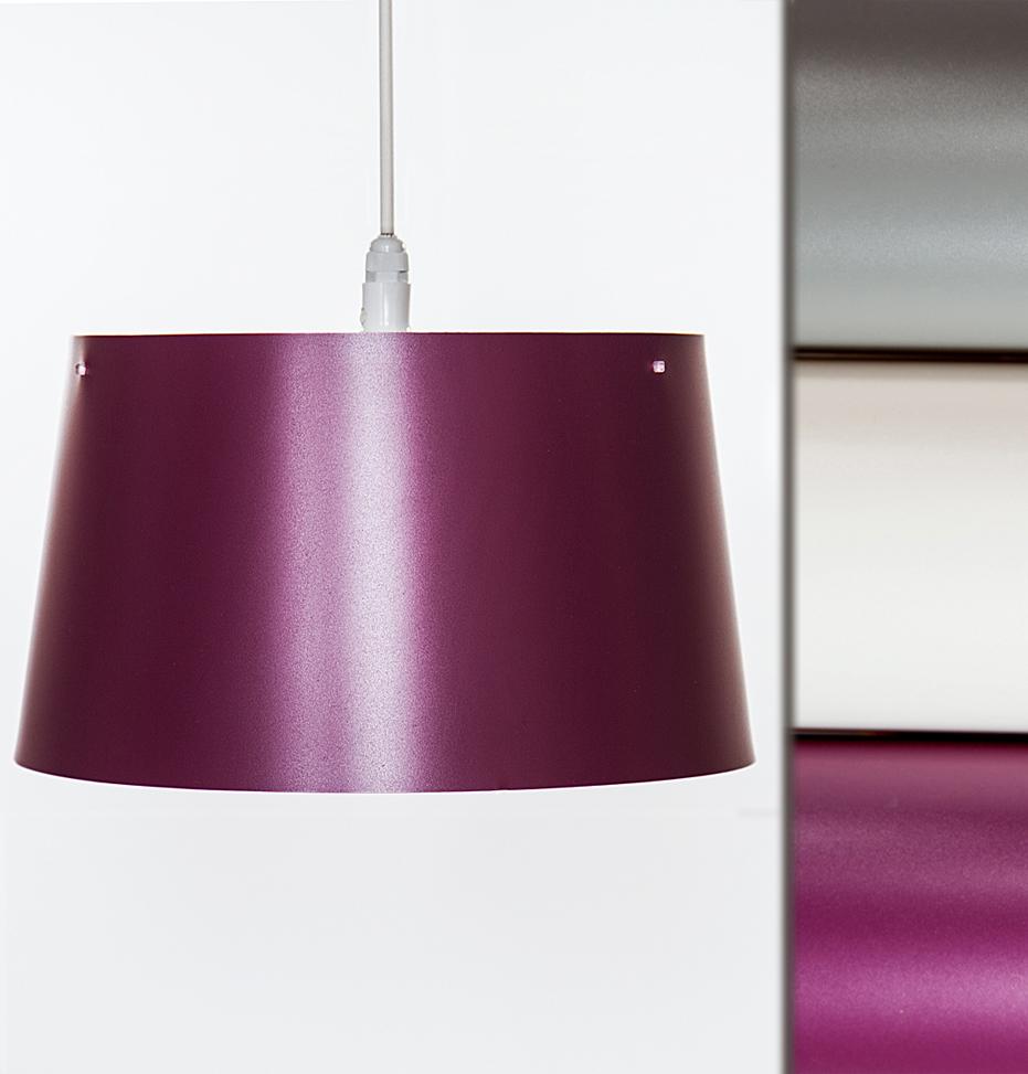 h ngeleuchte pendelleuchte au en innen ip44 3 farben. Black Bedroom Furniture Sets. Home Design Ideas