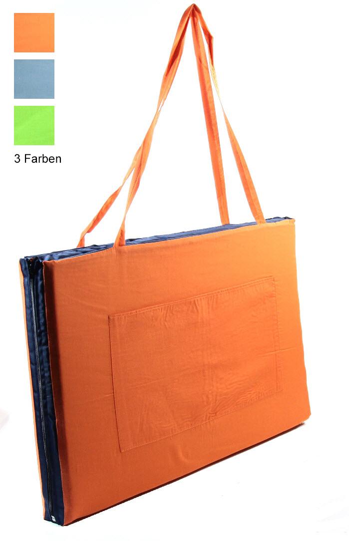 2 in 1 strand tasche matte beachtasche strandmatte gleichzeitig 3 farben ebay. Black Bedroom Furniture Sets. Home Design Ideas